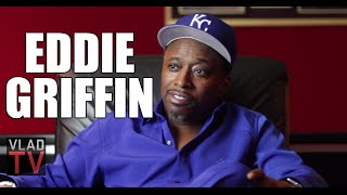 Video Extra #2 >>> Eddie Griffin GETS Raw On The Media & The POWERS That Control It! Why R Kelly is A Distraction!