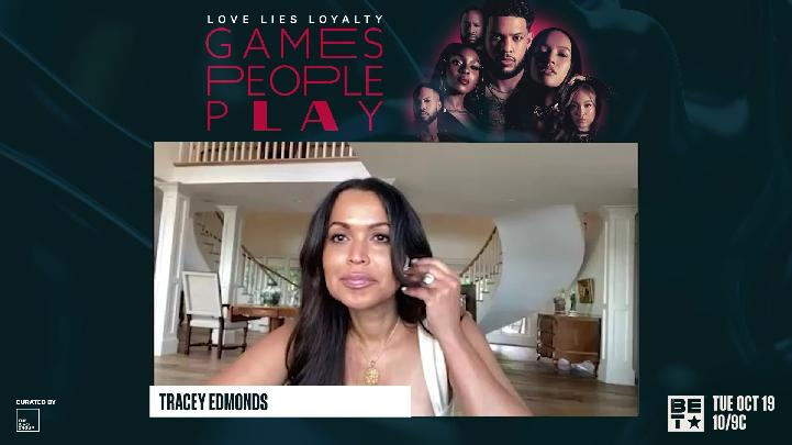 BTN Exclusive Interview: Tracey Edmonds, Jackie Long, and other Cast Members talk about Season 2 of Games People Play, COVID, and Making Adjustments