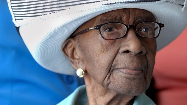 Mamie Rearden, the oldest US Citizen recently past away