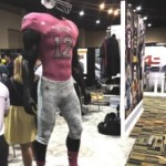 Pink Uniforms for the Mississippi State Football Team