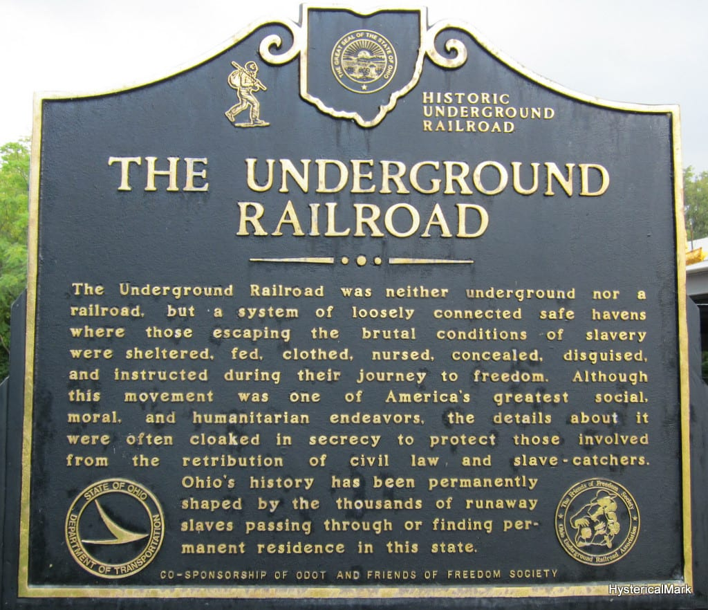 Moral Power Of Underground Railroad