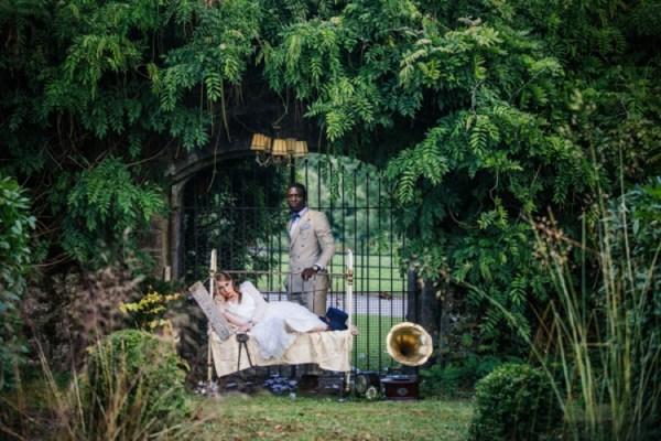 Castle Walled Garden wedding