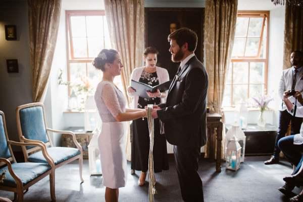 castle wedding ceremony, white cat studio