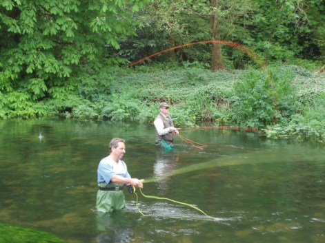 stag weekends, activity weekends, private river, brown trout