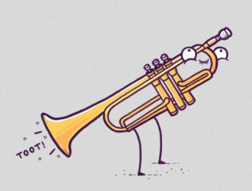 Funny-Trumpet