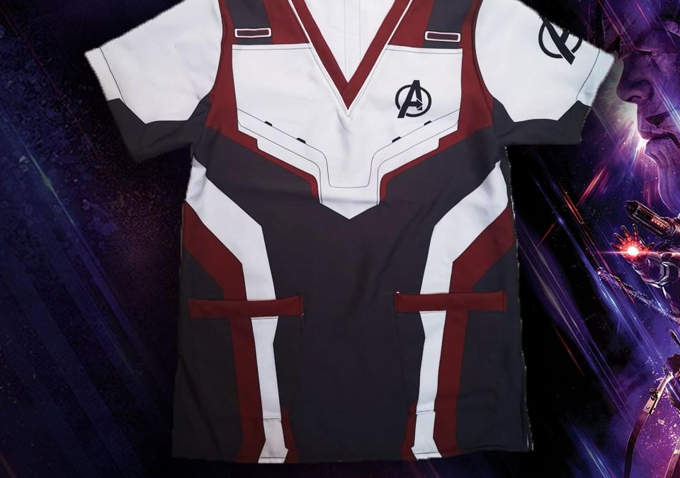 Q76. Avengers EG 3