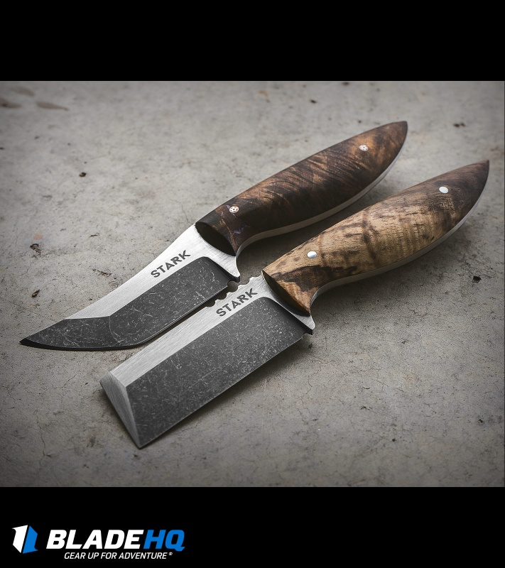 Making Steel Blade Knife