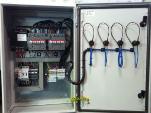 Changeover ATS  800 Amp ABB 3 Phase NAutomatic Transfer
