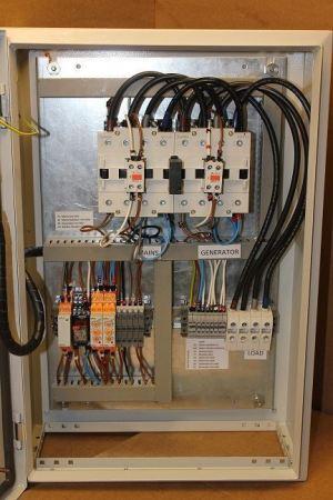 Generator AMF ATSAutomatic Transfer Switches | Manual