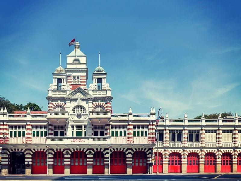Civil Defence Heritage Gallery, Singapura