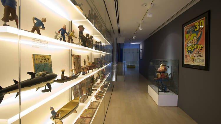 MINT Museum of Toys, Singapura