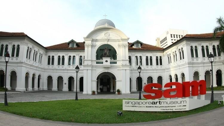 Singapore Art Museum, Singapura