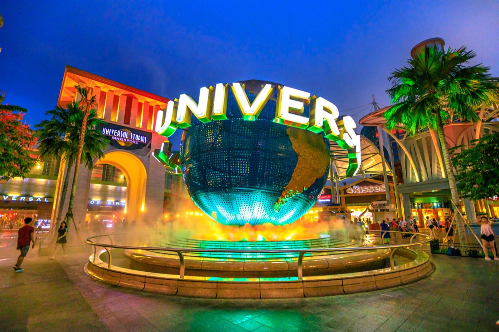 gerbang universal studios singapore