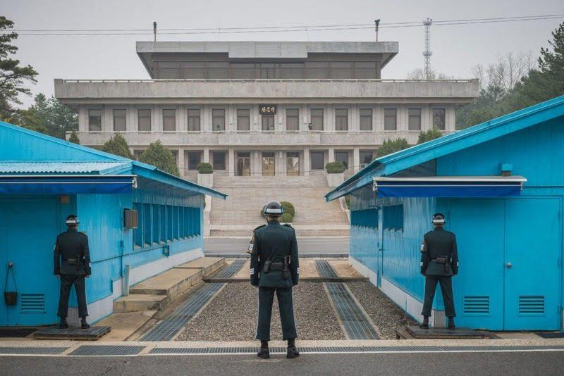Demilitarized Zone (DMZ), Korea Selatan