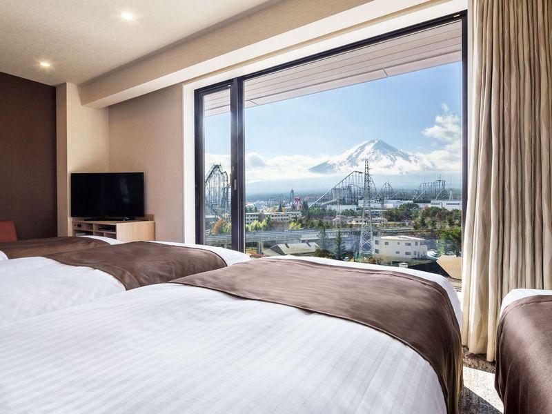 Hotel Mystays Fuji Onsen Resort, Jepang