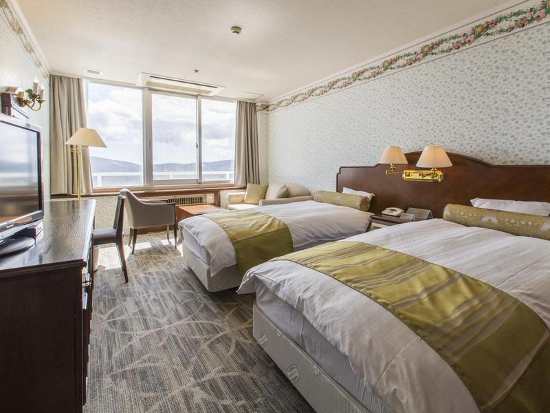 hotel mount fuji, jepang