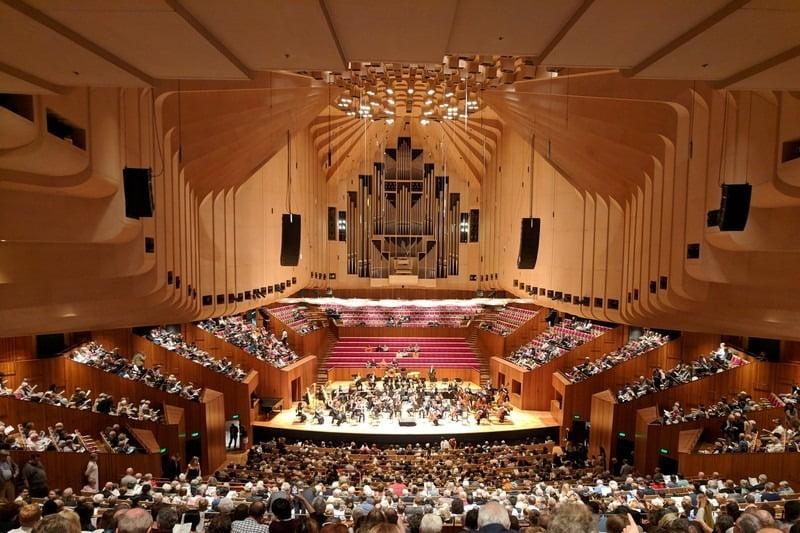 konser di sydney opera house, australia