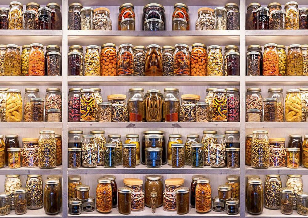 produk makanan dan minuman fermentasi