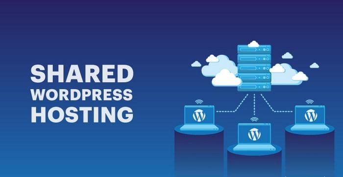prinsip kerja shared wordpress hosting