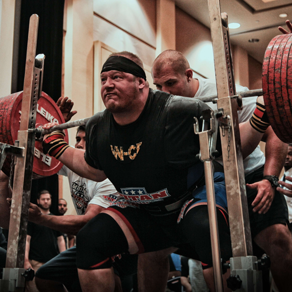 About The Strongest Powerlifter of All-Time | Blaine Sumner