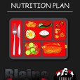 Customized Nutrition Plan Second Cover