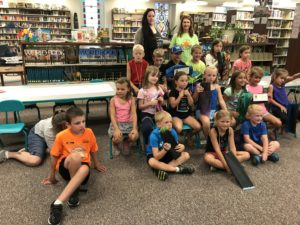 Summer Learning at Williamsburg Public Library!