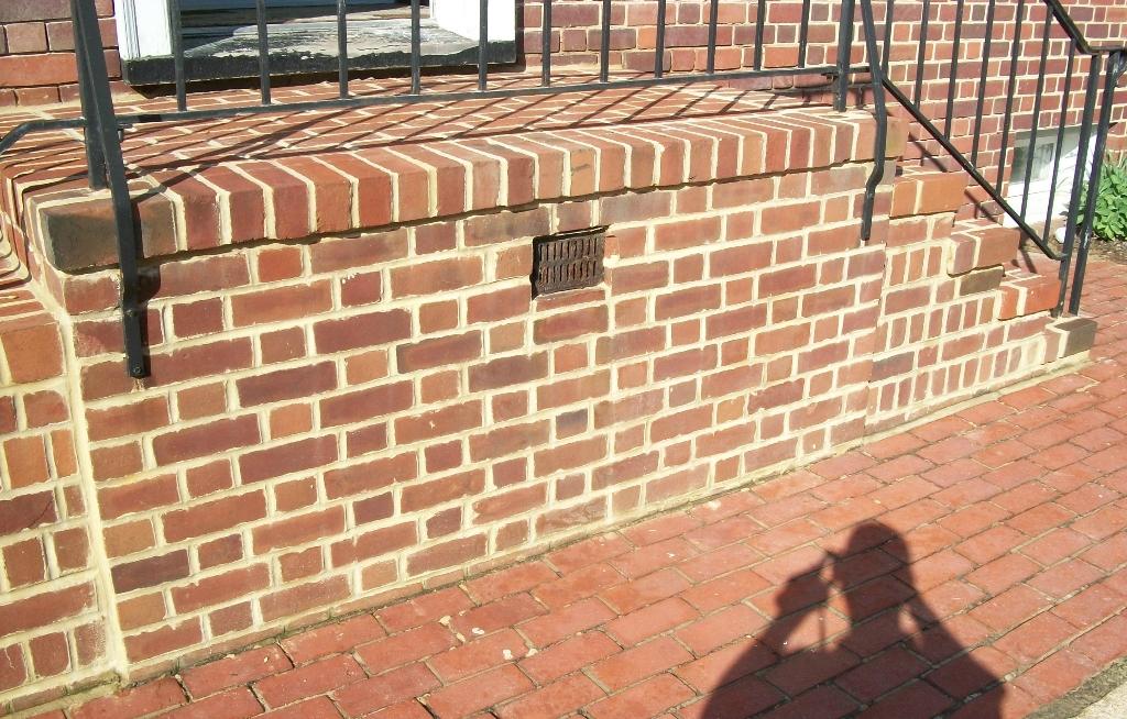 Finished Brick Work