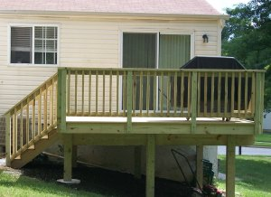Wooden Deck Maintenance Tips