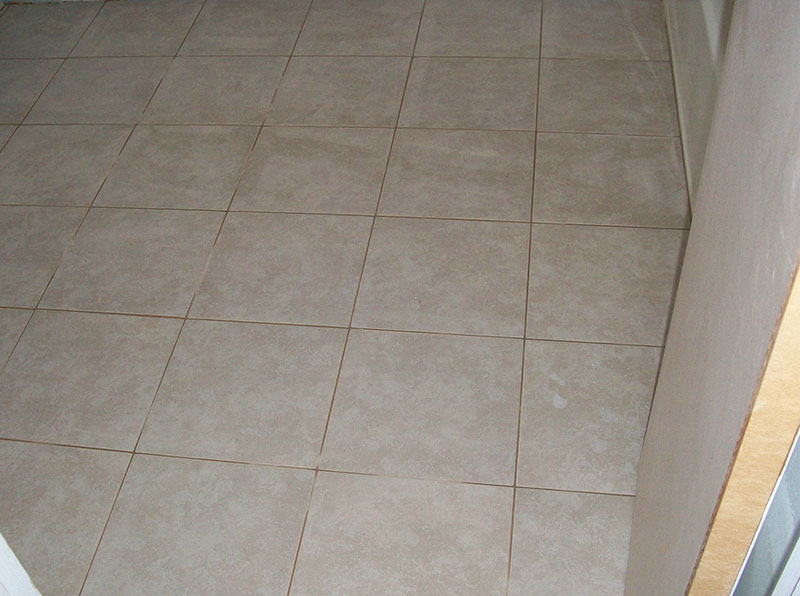 New Bath Floor remodel