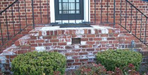 Brick Work - Before
