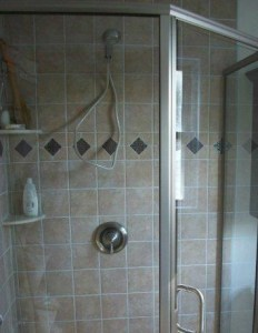 Shower Remodel - After