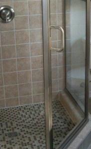 Blair Construction Bathroom Remodel