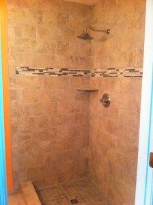 Blair Construction - Bathroom Remodel After