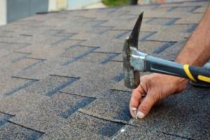 Blair Construction emergency roof repair in Crownsville Maryland