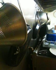 Kagyu Samye Dzong kitchen