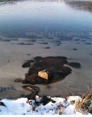 Frozen-Loch