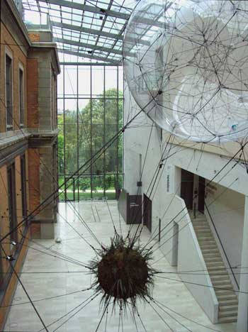 National Gallery of Denmark, Tomás Saraceno