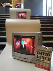 David Lynch exhibition