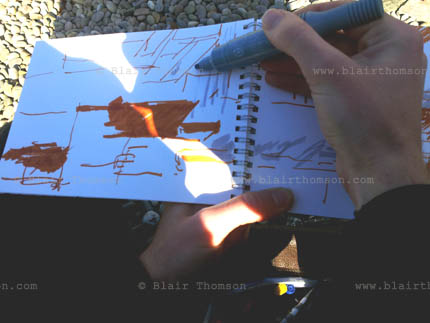 Intermittent 9 (www.blairthomson.com)