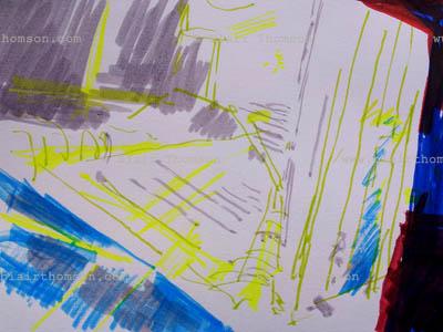 Drawing Tokyo 2 (www.blairthomson.com)