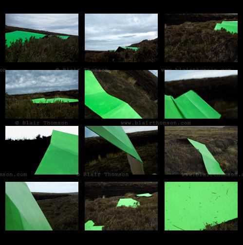Moor Shards Installation (www.blairthomson.com)