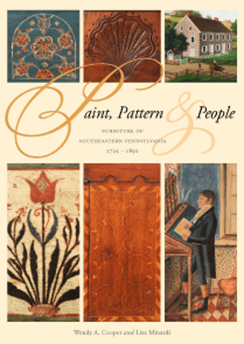 Paint, Pattern, & People cover