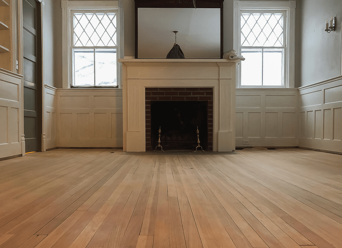 Sanding Hardwood Floors Blake Hill House How To Diy