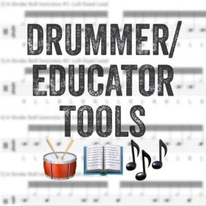 Drummer/Educator Tools (Download)