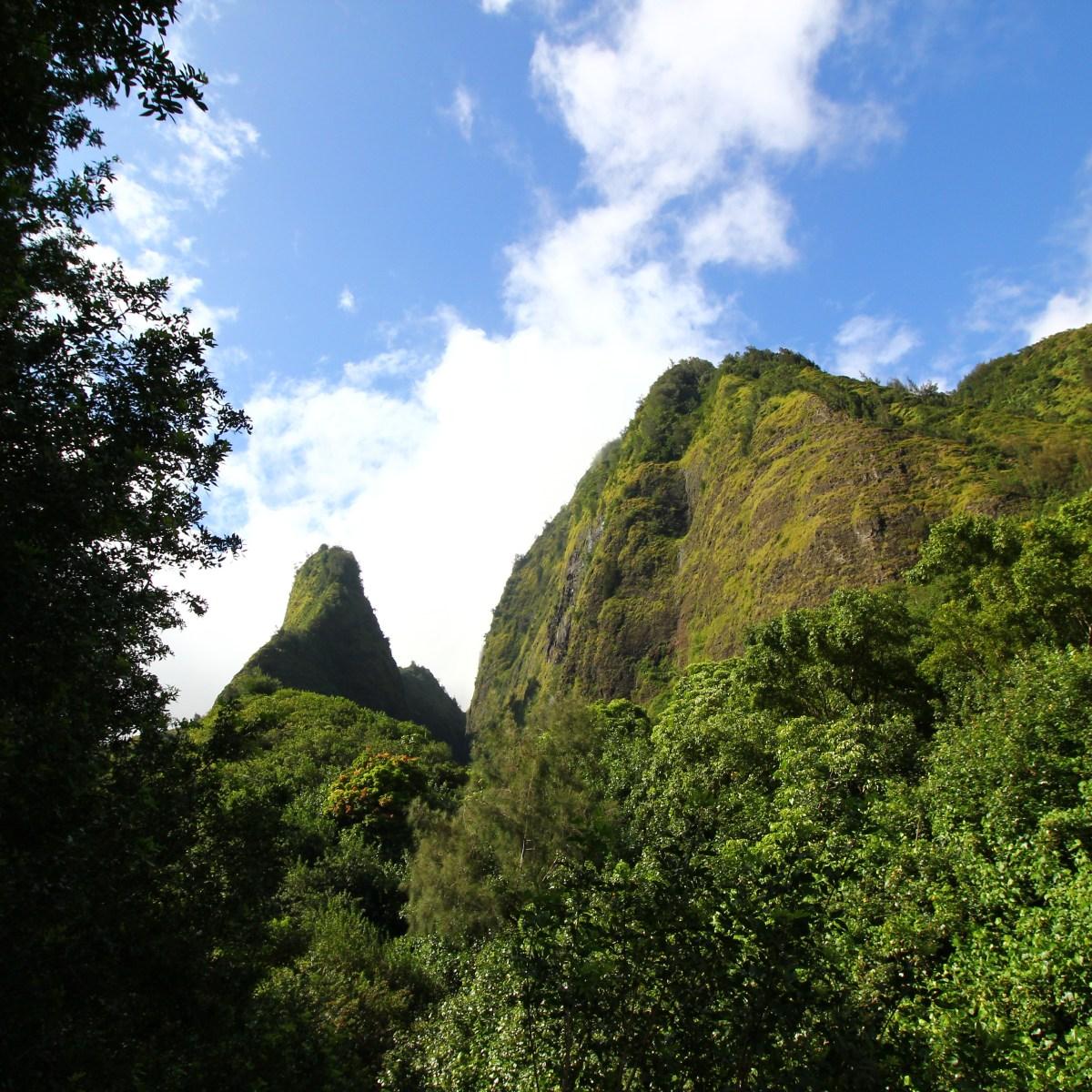 Maui Hawaii Iao Valley