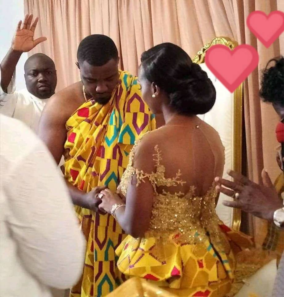 Image result for john dumelo and gifty
