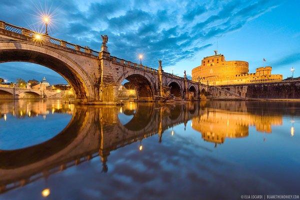 Roman Dreams | Ponte Sant Angelo - Italy