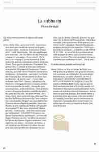 La subhasta, publicat a la revista Entreacte