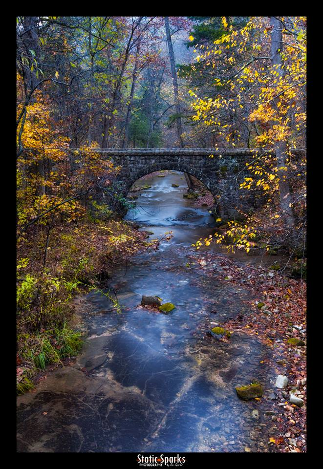 Blanchard MIll Creek 1