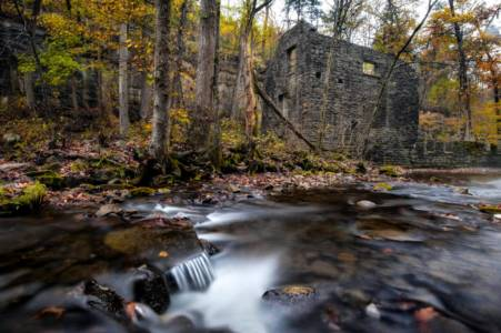 Blanchard Old Mill 1
